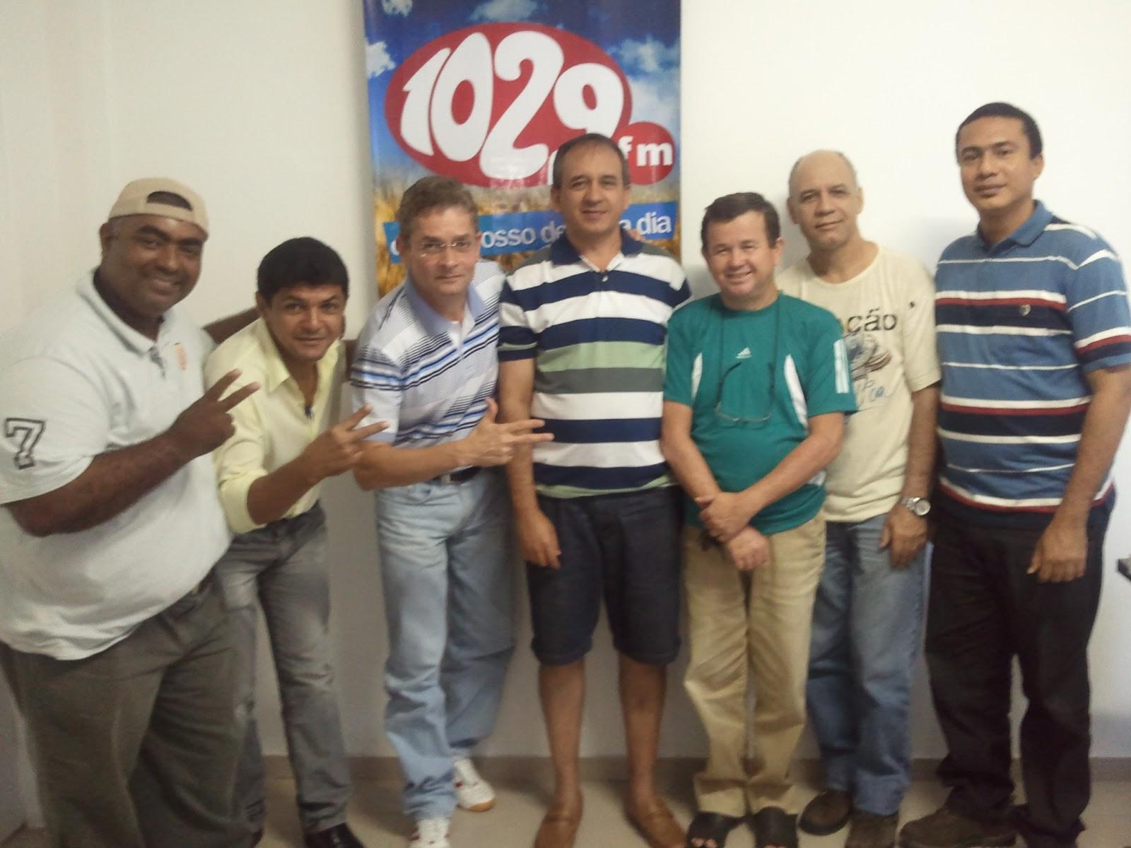 Equipe de Esportes 102 FMF 4