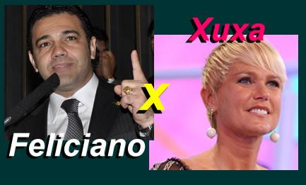 Feliciano x Xuxa