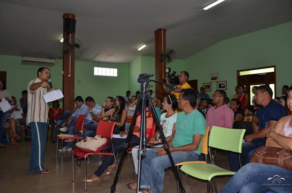 11ª Extraordinária do CMS de Buriticupu