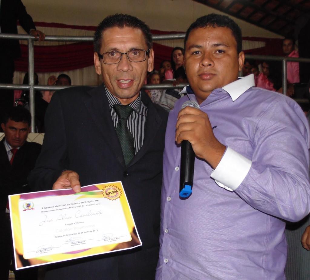 Pastor Cidadão Itaipavense