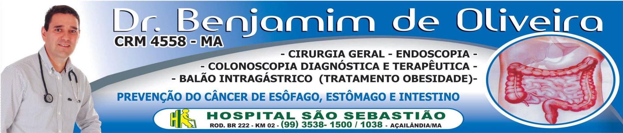 Dr. Benjamin de Oliveira