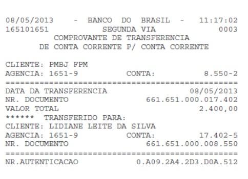 transferencia 2
