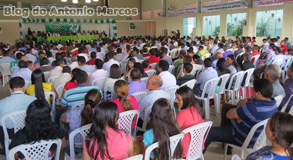 Encontro do PSC 2