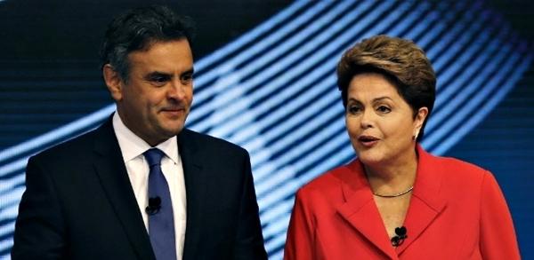 Dilma e Aercio