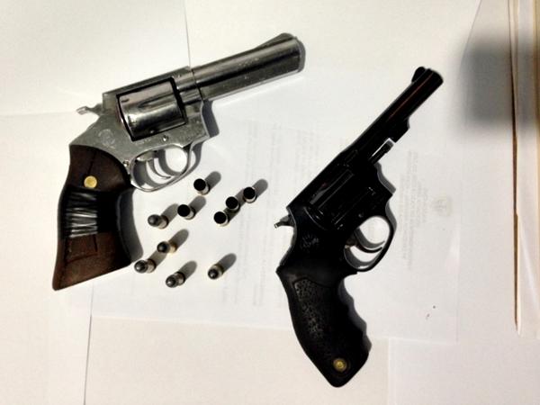 Armas do assalto
