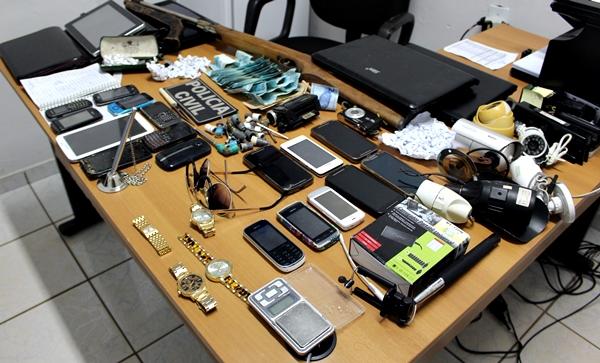 Operação da PC 6