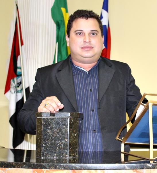 Vereador Pedro
