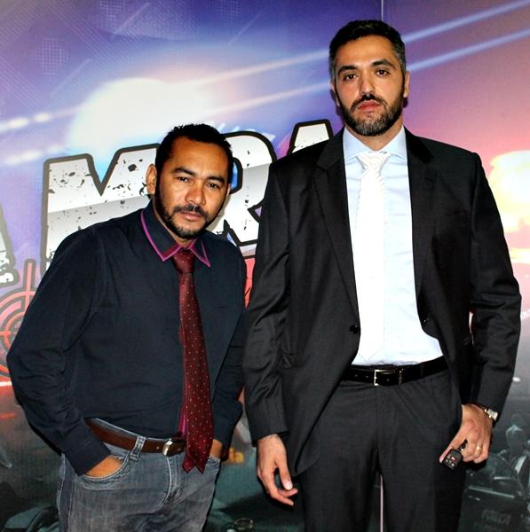 Antonio e Delegado