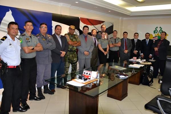 Governop e Força Nacional