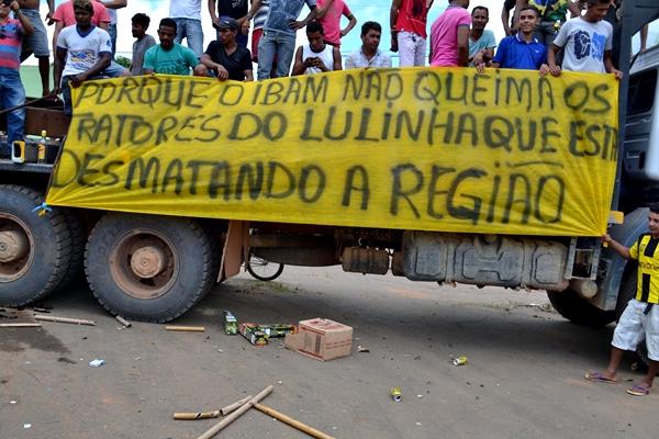 Manifestação em Buriticupu 3