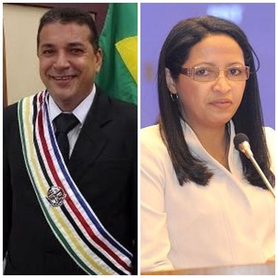 Gomes e Francisca Primo
