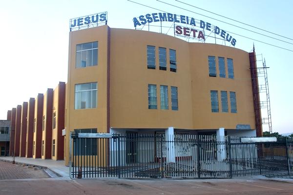 Assembleia de Deus 1