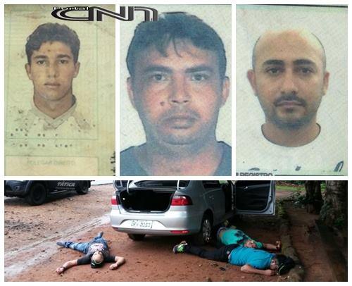 Assaltantes mortos 2