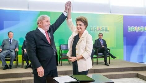 Lula er Dilma