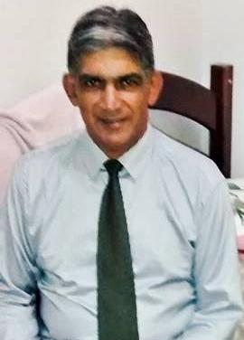 Pastor Antonio Moura