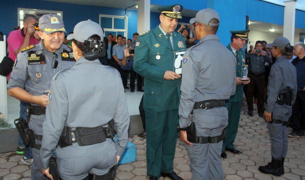 Segurança: Regional de Açailândia ganha 101 novos Policias Militares ...