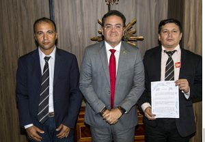 Roberto Rocha e Jarlis