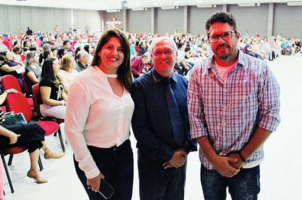 Pr. Alex e Pr. Raul