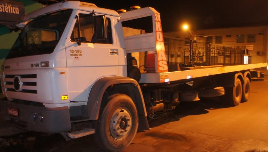 Camunhão roubado em Buriticupu ESSA