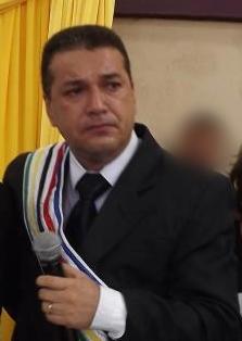 Zé Gomes Chorando