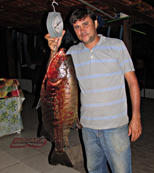 Peixe grande