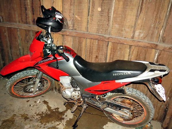 Moto Roubado