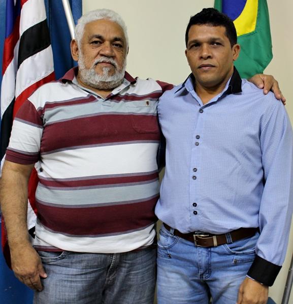 Anselmo e Irmão Jorge