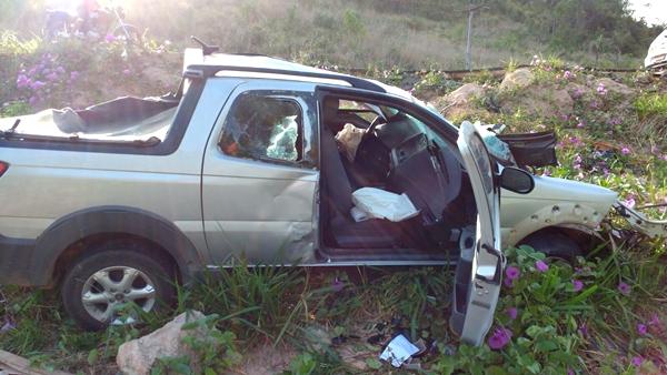 Carro da vítima 2