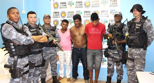 Polícia e Suspeitos 1