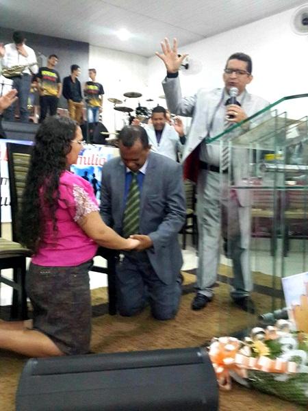 Pastor Nalberto