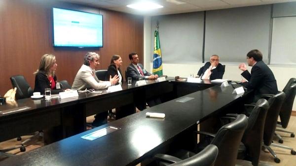 Juscelino em Brasília