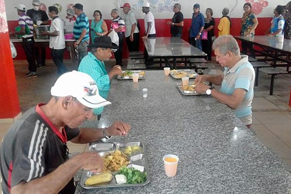 Restaurante Popular