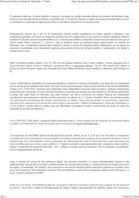 decisão sinprava-3